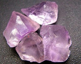 PINK AMETHYST [ROSE DE FRANCE] ROUGH 27.60 CTS  [F1187]