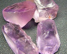 PINK AMETHYST [ROSE DE FRANCE] ROUGH 29.20 CTS  [F1188 ]