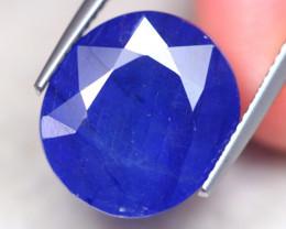 15.31Ct Ceylon Blue Sapphire Oval Cut Lot LZ7457