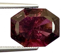 3.90Ct Tourmaline Amazing Cut Sparkiling Luster Quality Gemstone. TMF 17