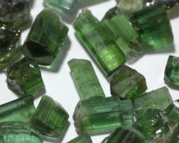 202Ct Natural Tourmaline Facet Rough Parcel