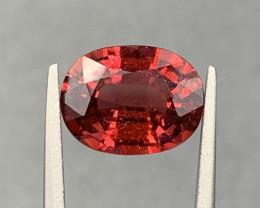 3.44 ct Rhodolite Garnet  Gemstone