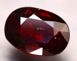Almandine 4.38Ct Natural Vivid Blood Red Almandine Garnet E0405/B5