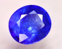 Ceylon Sapphire 7.30Ct Royal Blue Sapphire E0407/A23