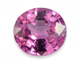 0.983  Cts Stunning Lustrous Natural Pink Spinel