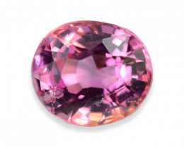 1.046  Cts Stunning Lustrous Natural Pink Spinel