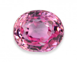 1.287  Cts Stunning Lustrous Natural Pink Spinel
