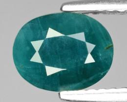 1.57 Cts Very Rare Bluish Green Natural Grandidierite Loose Gemstone