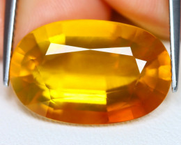 Jelly Opal 8.08Ct Oval Cut Natural Mexican Jelly Opal A0514