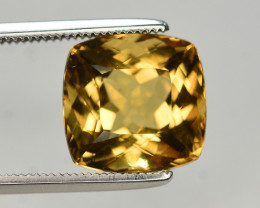 4.70 Ct Natural Heliodor ~ AAA Grade ~ Yellow Color