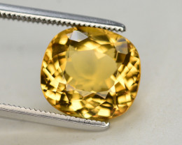 4.30 Ct Natural Heliodor ~ AAA Grade ~ Yellow Color