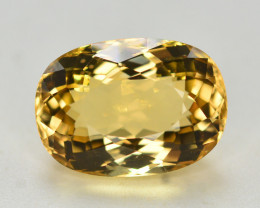 4.80 Ct Natural Heliodor ~ AAA Grade ~ Yellow Color