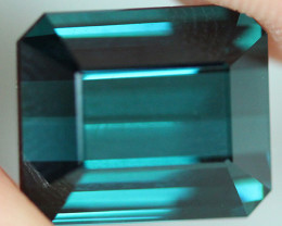 4.40 CT Indicolite tourmaline AAA Extra Fine Color !! - IT46