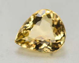 2 Ct Natural Heliodor ~ AAA Grade ~ Yellow Color