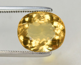3.70 Ct Natural Heliodor ~ AAA Grade ~ Yellow Color