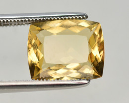 3.40 Ct Natural Heliodor ~ AAA Grade ~ Yellow Color