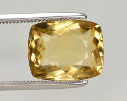 3.60 Ct Natural Heliodor ~ AAA Grade ~ Yellow Color
