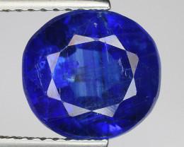 4.88 CT ROYAL BLUE KYANITE TOP CUT GEMSTONE KY4