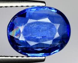 2.50 CT ROYAL BLUE KYANITE TOP CUT GEMSTONE KY5