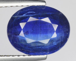 2.39 CT ROYAL BLUE KYANITE TOP CUT GEMSTONE KY11