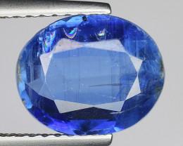 2.60 CT ROYAL BLUE KYANITE TOP CUT GEMSTONE KY14