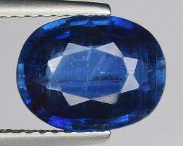 2.34 CT ROYAL BLUE KYANITE TOP CUT GEMSTONE KY23