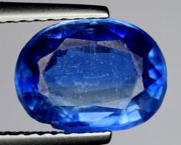 2.92 CT ROYAL BLUE KYANITE TOP CUT GEMSTONE KY30