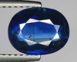 2.18 CT ROYAL BLUE KYANITE TOP CUT GEMSTONE KY35