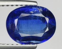 2.83 CT ROYAL BLUE KYANITE TOP CUT GEMSTONE KY39