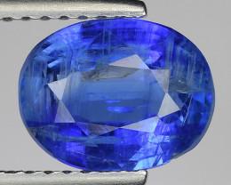 2.03 CT ROYAL BLUE KYANITE TOP CUT GEMSTONE KY45