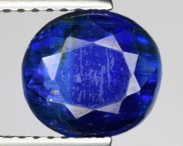 2.77 CT ROYAL BLUE KYANITE TOP CUT GEMSTONE KY49