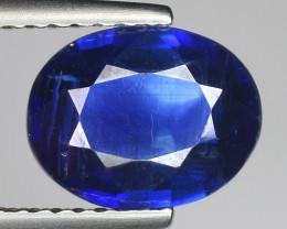 1.84 CT ROYAL BLUE KYANITE TOP CUT GEMSTONE KY50