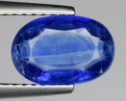 1.98 CT ROYAL BLUE KYANITE TOP CUT GEMSTONE KY54