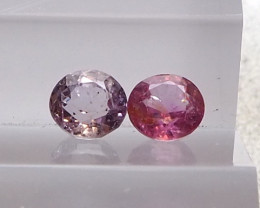 1.25ct unheated pink sapphire
