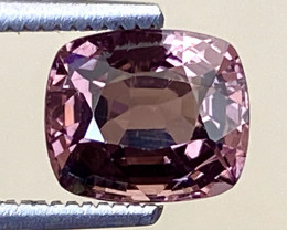1.28Ct Natural Spinel Sparkiling Luster Top Quality Gemstone. SP 82