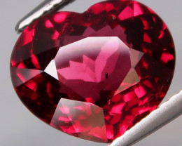 5.14 Ct.100% Natural Earth Mined Cherry Pink Rhodolite Garnet