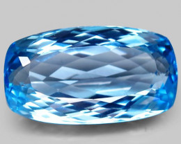 34.36 ct.100% Natural Earth Mined Top Quality Blue Topaz Brazil