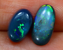 1.73Ct N3 Australian Lightning Ridge Black Opal C0604