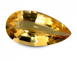 Helidor Beryl 2.151 Cts Bellini yellow Antique Step Cut BGC425