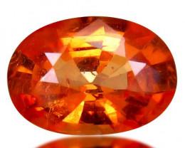 Spesstite Garnet 1.07 Cts Mandarine Orange NO Reserve BGC16