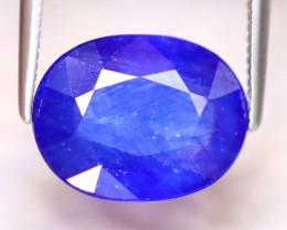 Ceylon Sapphire 5.40Ct Royal Blue Sapphire EF0625/A23