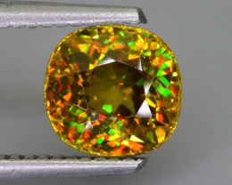 Rare AAA Fire 2.51 ct Sphene Sku-58