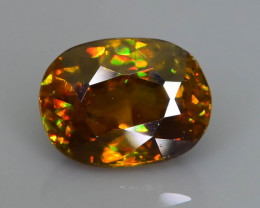 Rare AAA Fire 2.01 ct Sphene Sku-58