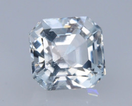 Ascher Cut 6.65 Carat Natural Aquamarine !G!