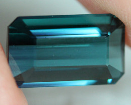 3.00 CT Indicolite tourmaline AAA Extra Fine Color !! - IT55