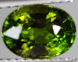 1.81CT 8X6MM Excellent Cut Mozambique Tourmaline- PTA433