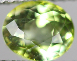 1.10 CT 6X5 MM Excellent Cut Mozambique Tourmaline- PTA444