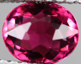 0.87 CT Excellent Cut Rubellite Tourmaline- PTA449
