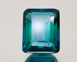 6Crt Green Topaz Natural Gemstones JI17