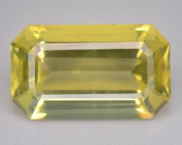 Top Color 9.15 ct Fancy Cut Lemon Citrine~ Jewelry Piece